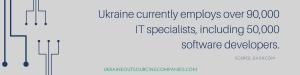 ukraine developers stats