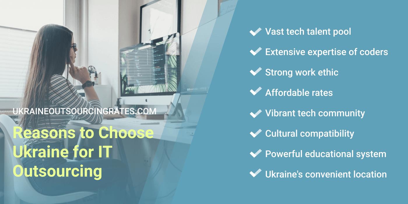 it outsourcing uk vs ukraine
