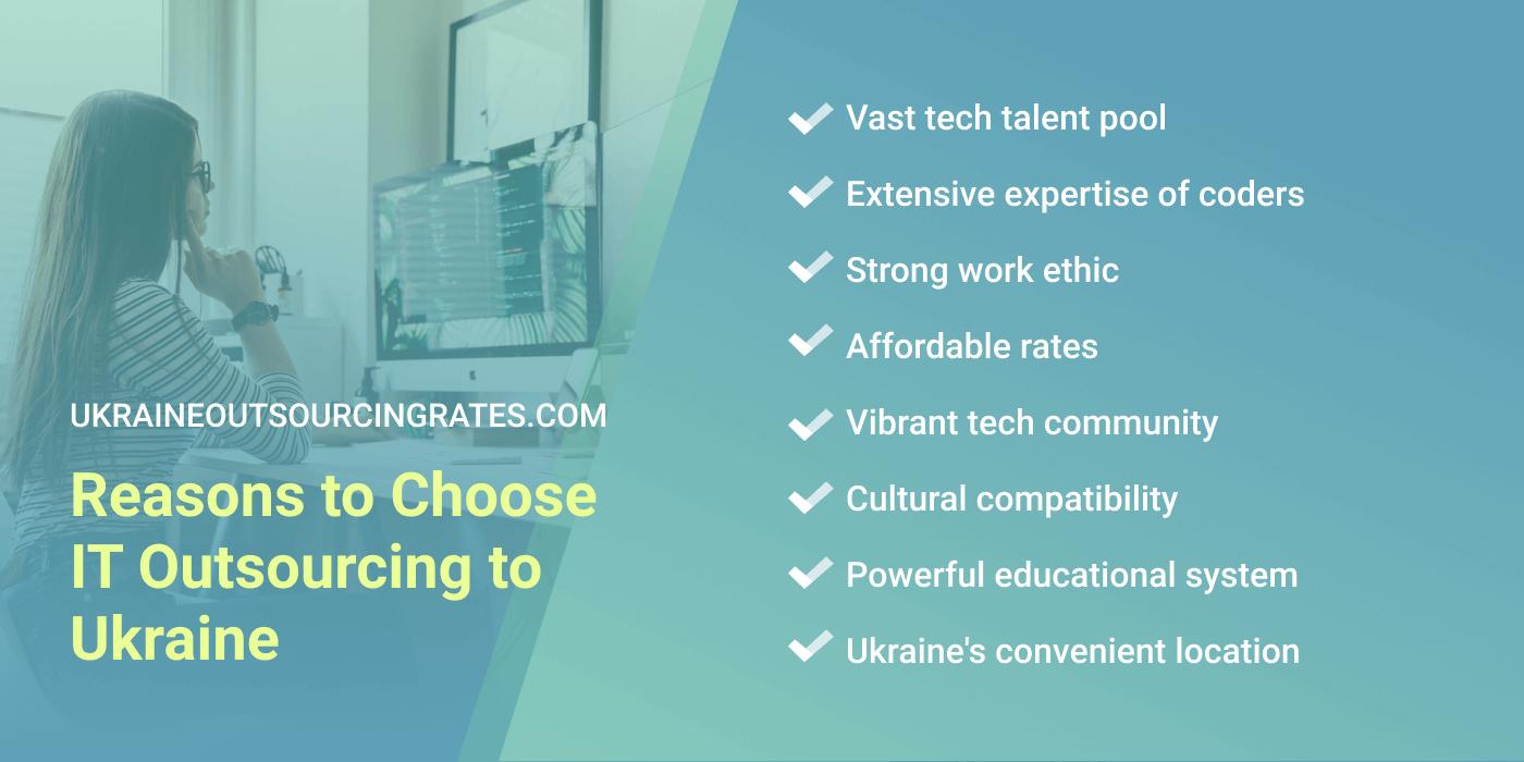 reasons to hire development team ukraine