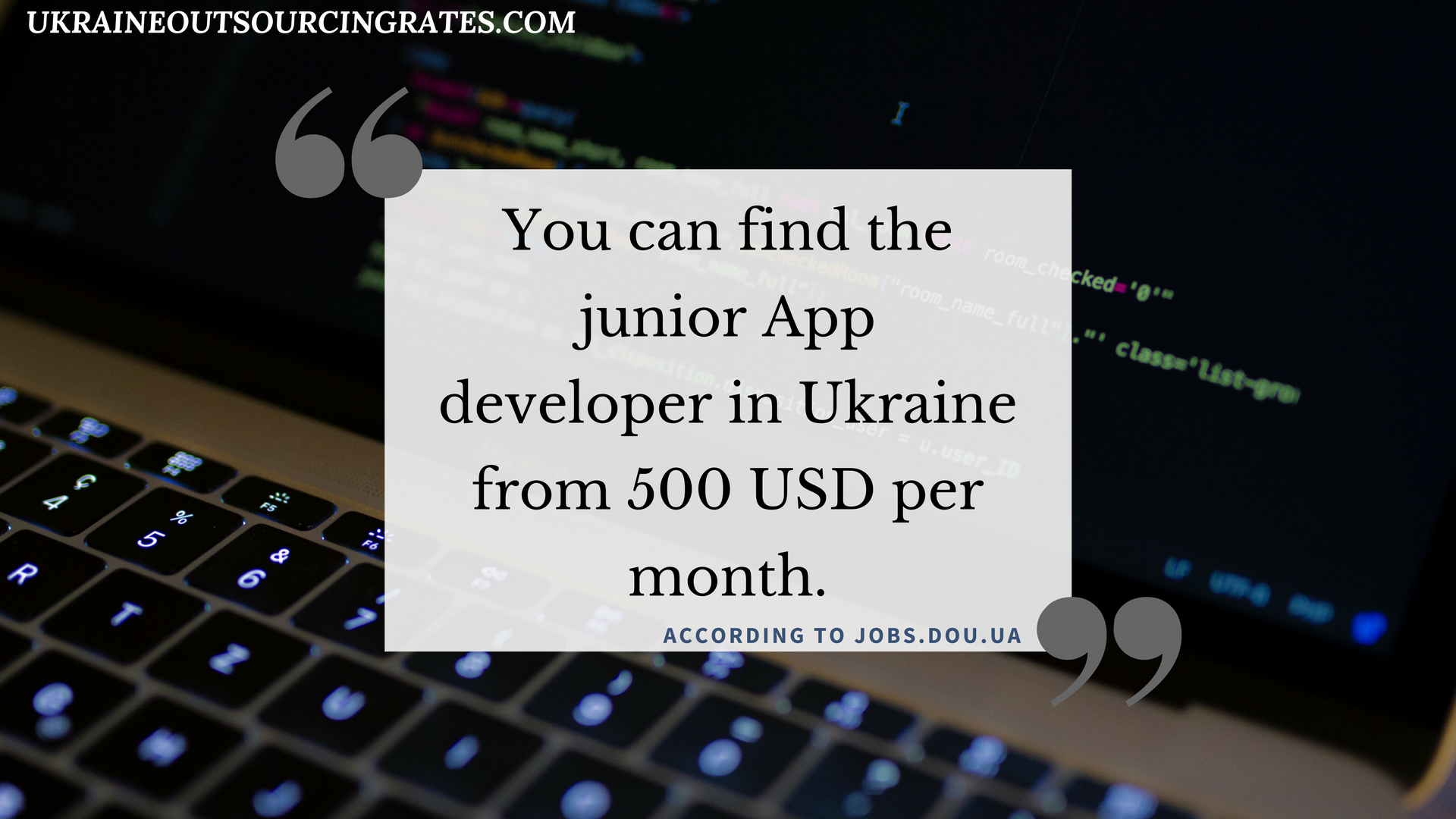 app development ukraine cost