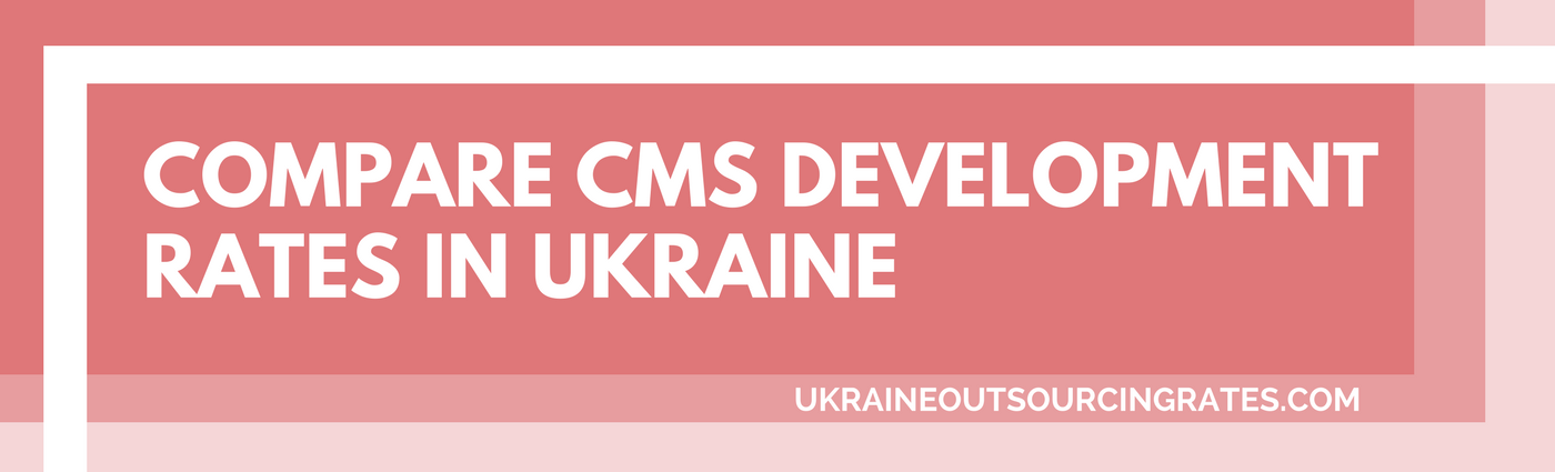 cms development in Ukraine