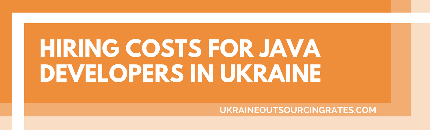 java developers ukraine hiring price