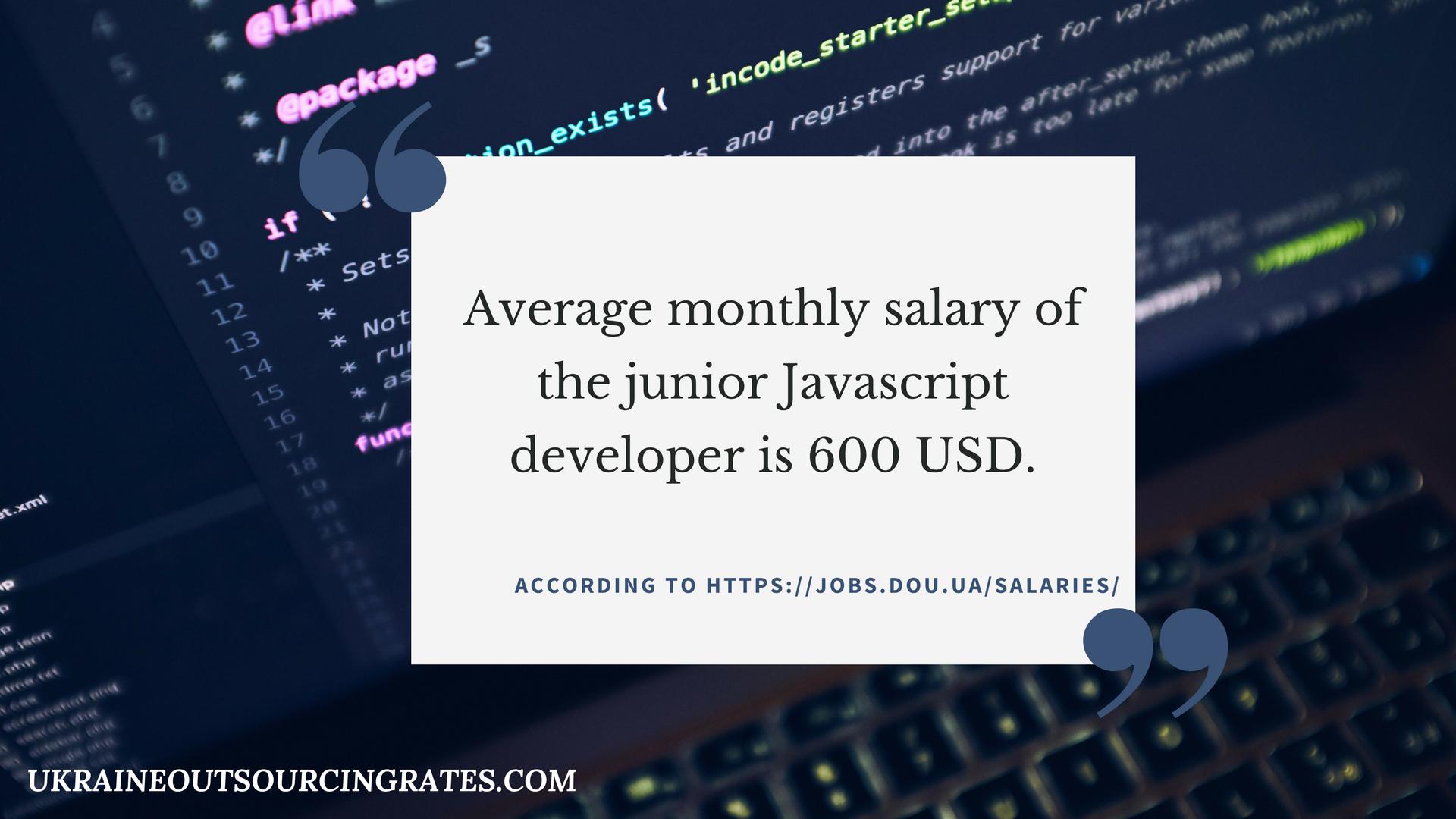 javascript development cost