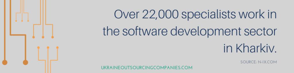 kharkiv outsourcing stats