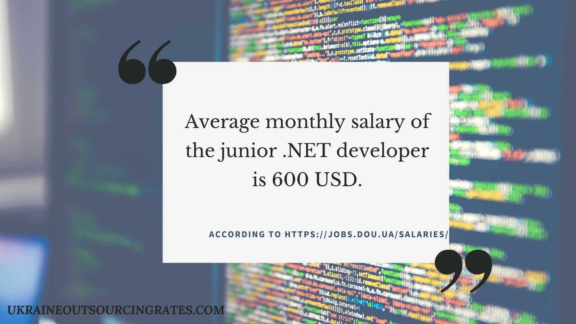 net development ukraine cost