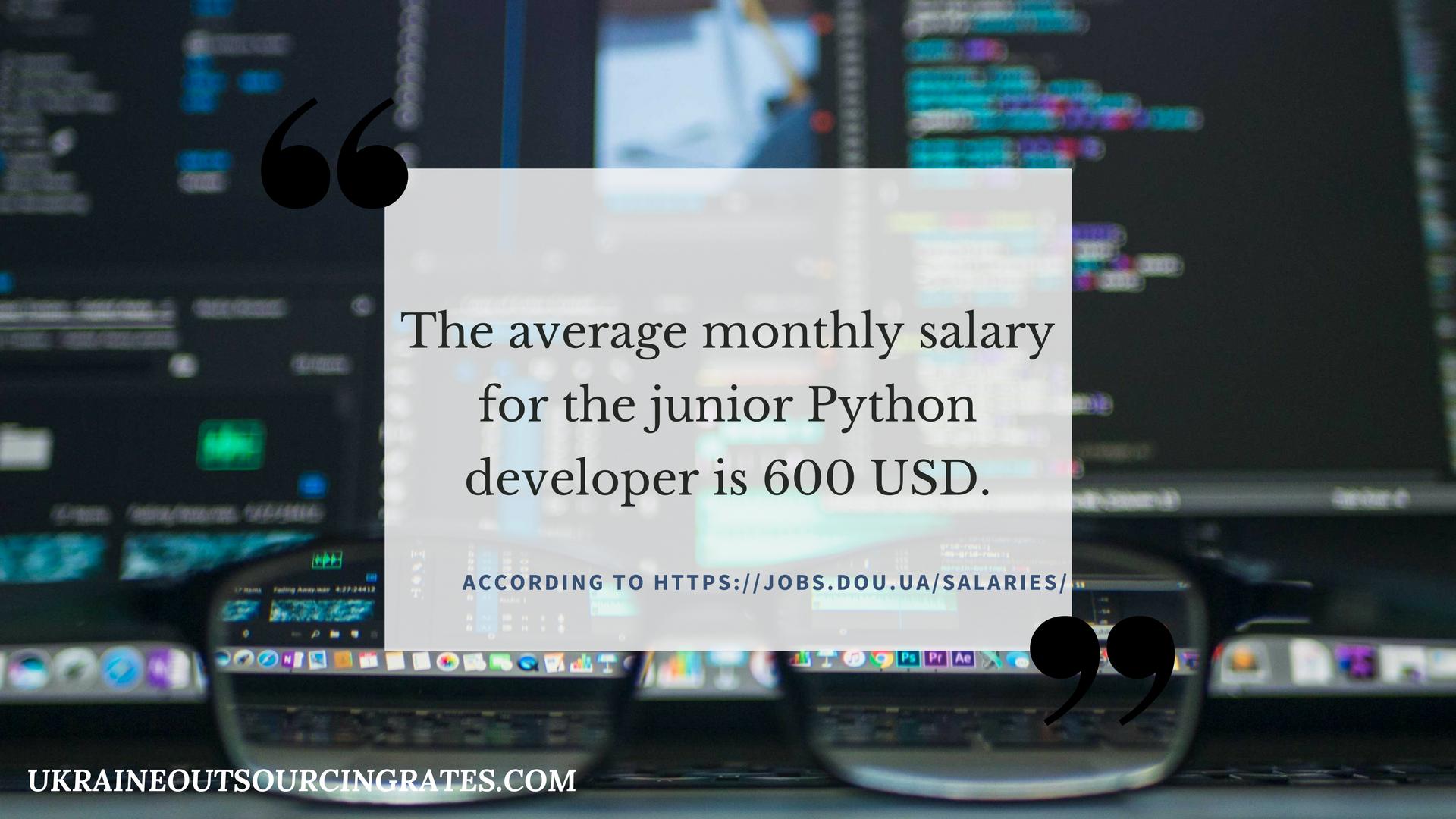 python ukraine developer cost