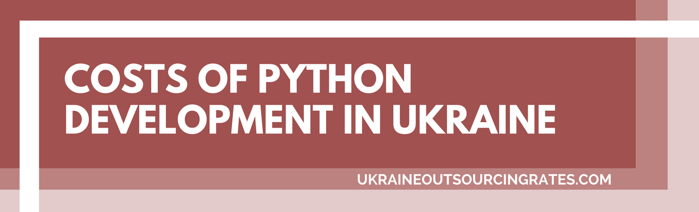 python ukraine development costs