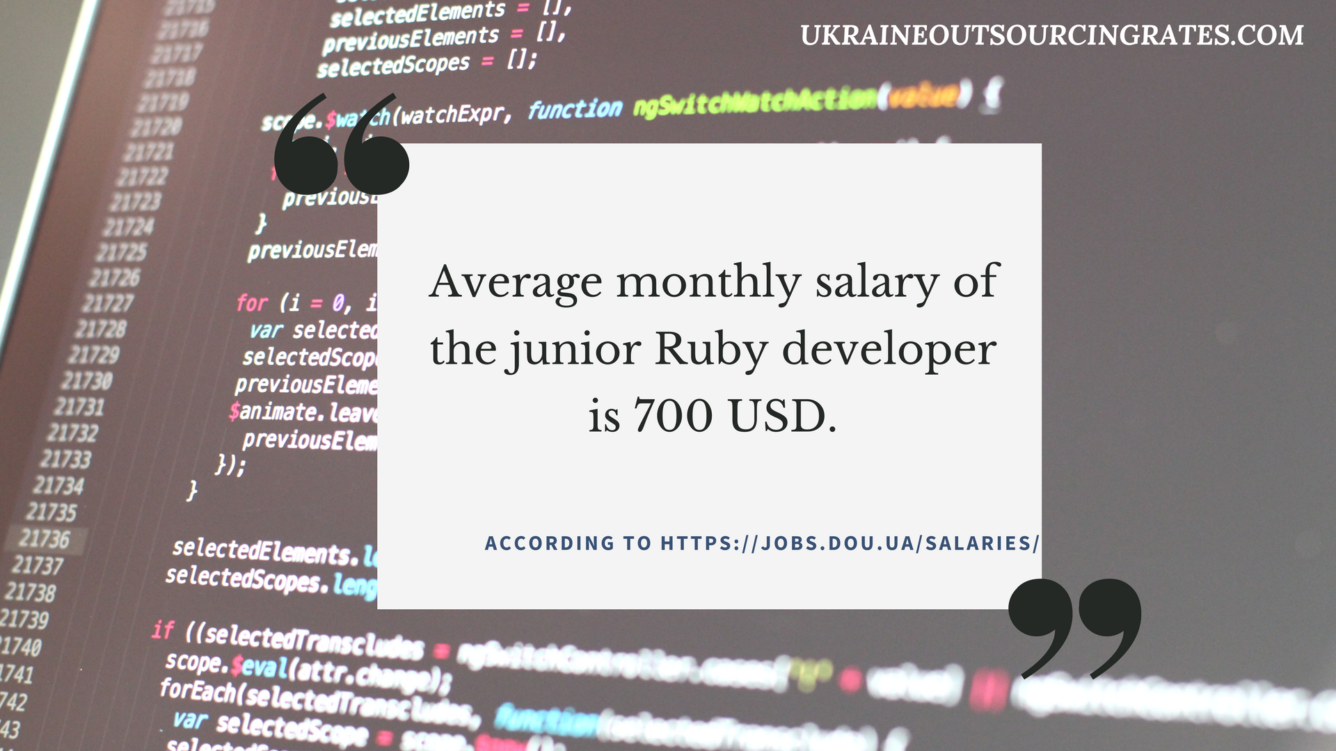 ruby development cost
