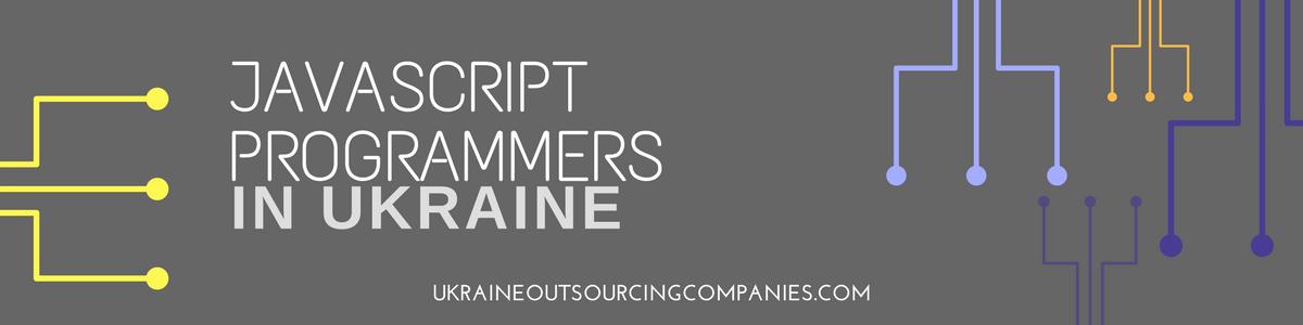 javascript programmers ukraine