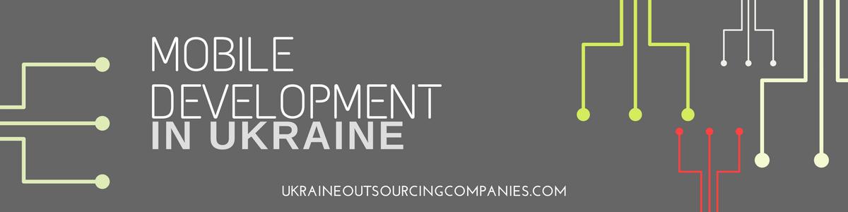 mobile development ukraine