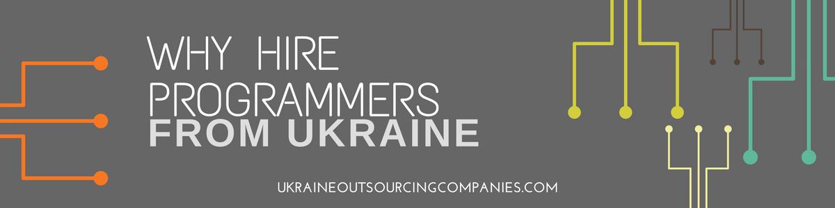 ukraine programmers