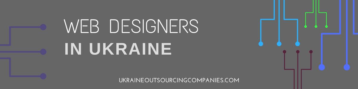 web designer ukraine
