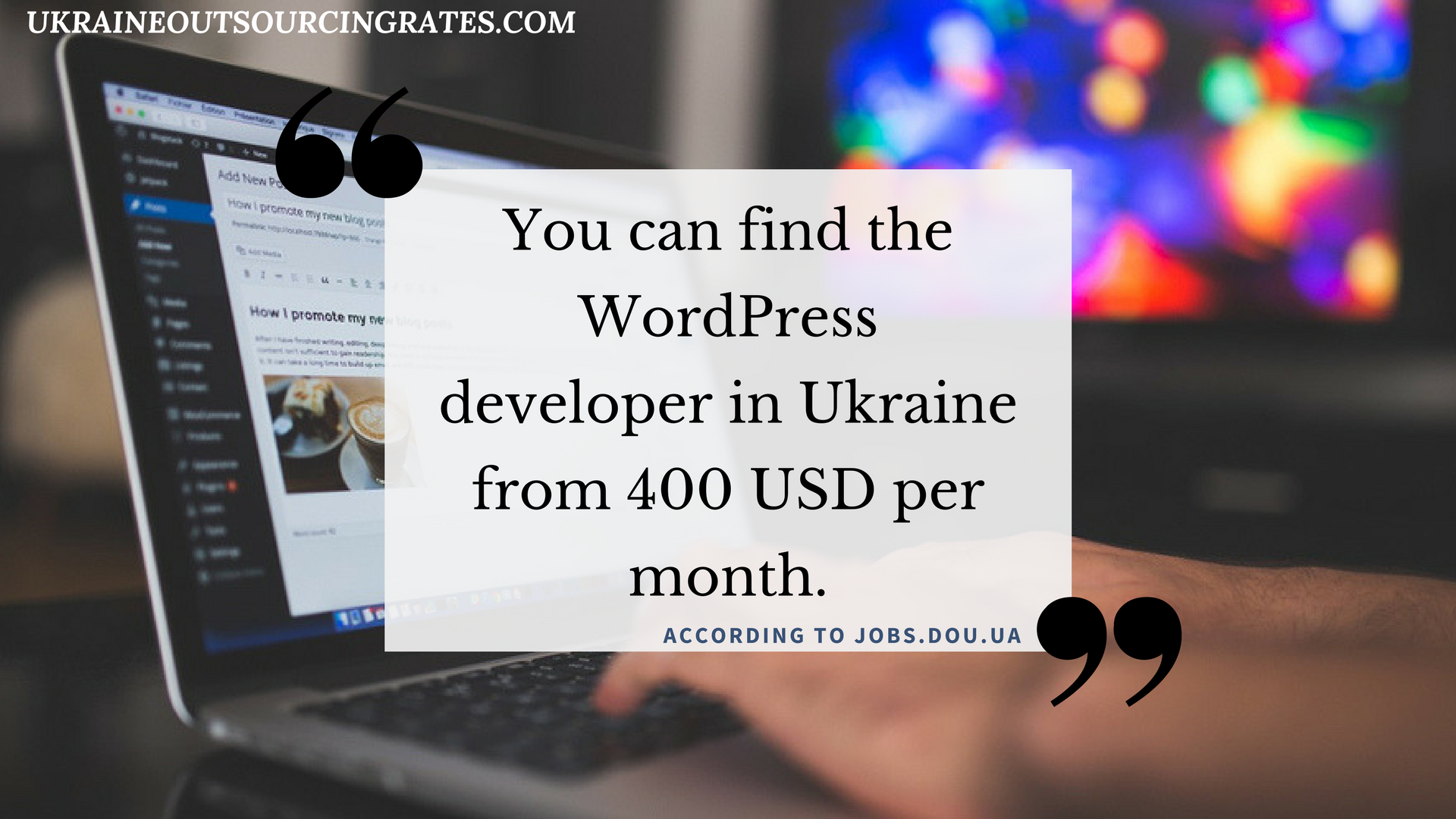 wordpress developer ukraine
