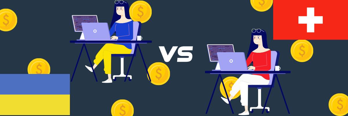 cost of a web developer