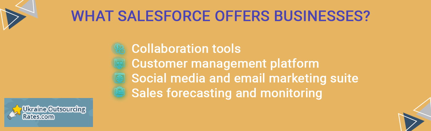 salesforce development for businesses